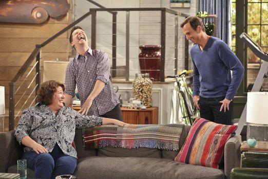 The Millers - Nach ihrer Trennung von Tom sucht Carol (Margo Martindale, l.)...