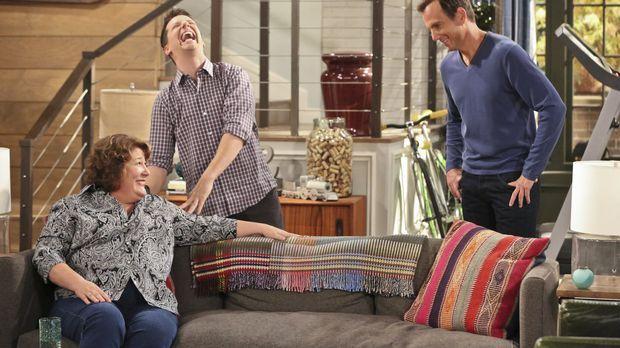 Nach ihrer Trennung von Tom sucht Carol (Margo Martindale, l.) eine neue Blei...