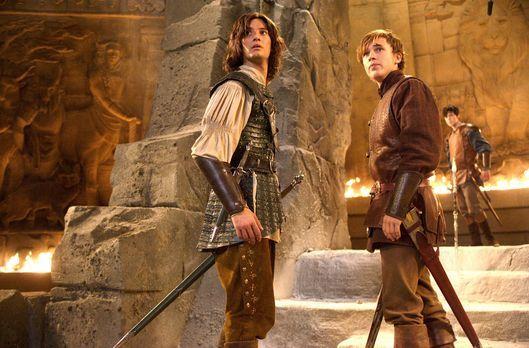Die Chroniken von Narnia: Prinz Kaspian von Narnia - Kaum gehen Peter (Willia...