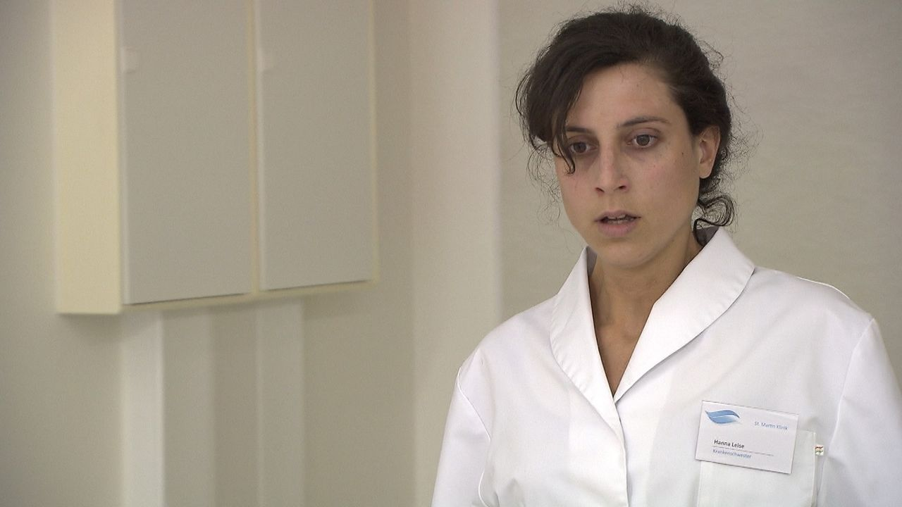 Verängstigt, schüchtern und introvertiert- von der einst so lebensfrohen Hanna ist nichts mehr übrig geblieben. Die 31-jährige Krankenschwester... - Bildquelle: SAT.1