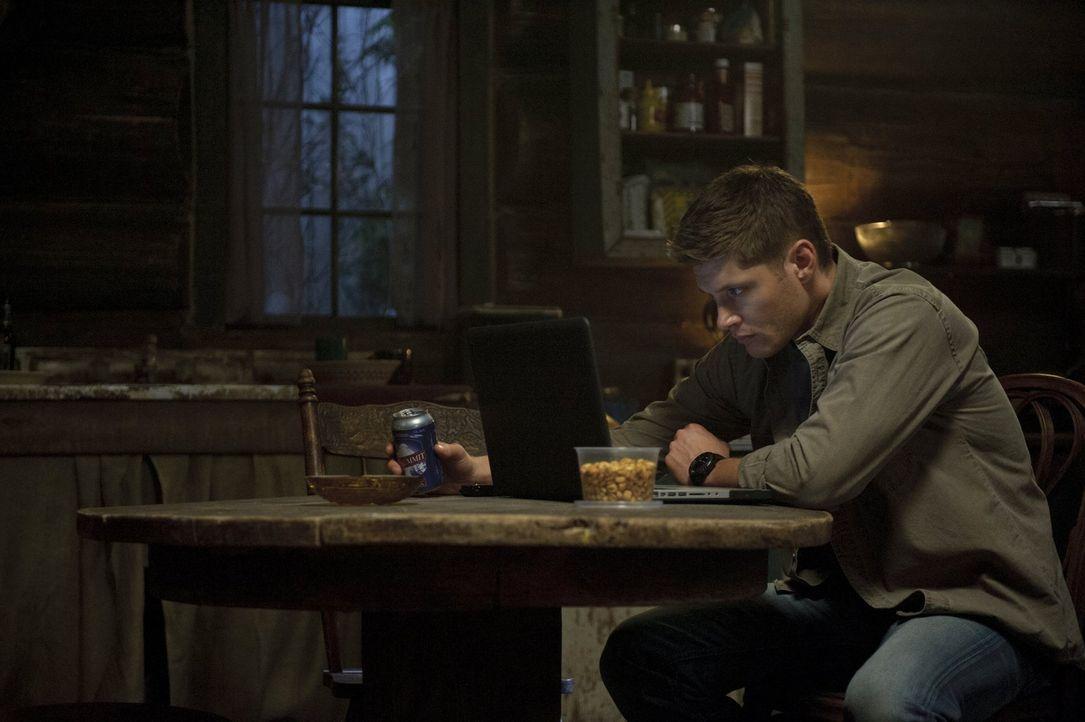 Sam wird von Lucifer mit Schlafentzug gequält. Nach zahlreichen Nächten ohne Ruhe und dem vergeblichen Versuch, sich mit Drogen zu narkotisieren, dr... - Bildquelle: Warner Bros. Television