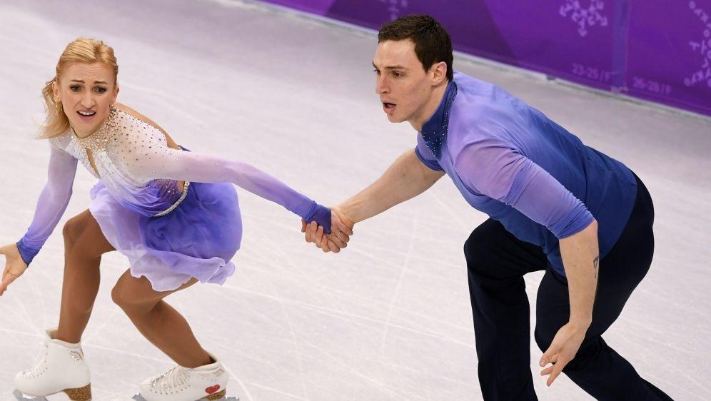 Traumhafter Paarlauf: Savchenko und Massot holen Gold - Bildquelle: AFPSIDJUNG Yeon-Je