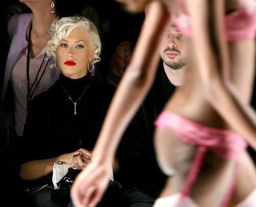 Bildergalerie Christina Aguilera | Frühstücksfernsehen | Sat.1 Ratgeber & Magazine - Bildquelle: gettty - AFP
