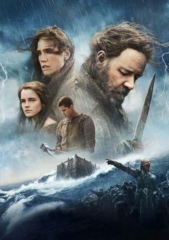 Noah - Noah - Artwork - Gott will das Leben auf der Erde durch eine Sintflut...