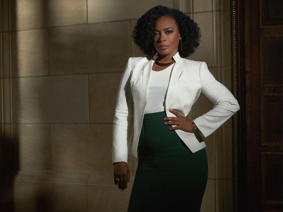 (1. Staffel) - Ausbildungsleiterin Miranda Shaw (Aunjanue Ellis) ... - Bildquelle: 2015 ABC Studios