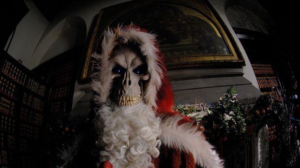 Weihnachten in der Scheibenwelt: Der Schneevater ist spurlos verschwunden! Da...