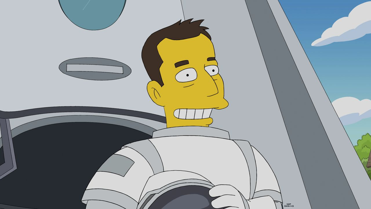 Alles in der Welt des Ingenieurs Elon Musk ist innovativ - sehr zur Freude der Simpsons ... - Bildquelle: 2014 Twentieth Century Fox Film Corporation. All rights reserved.