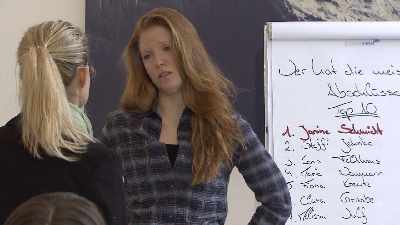 Lena-der-Lockvogel5 - Bildquelle: SAT.1