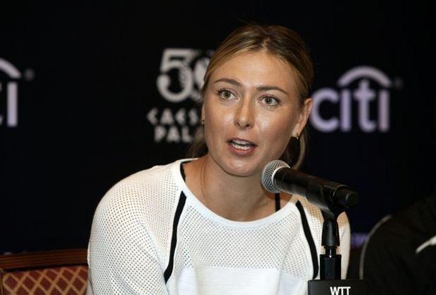 Hofft auf eine French- Open-Wildcard: Maria Scharapowa