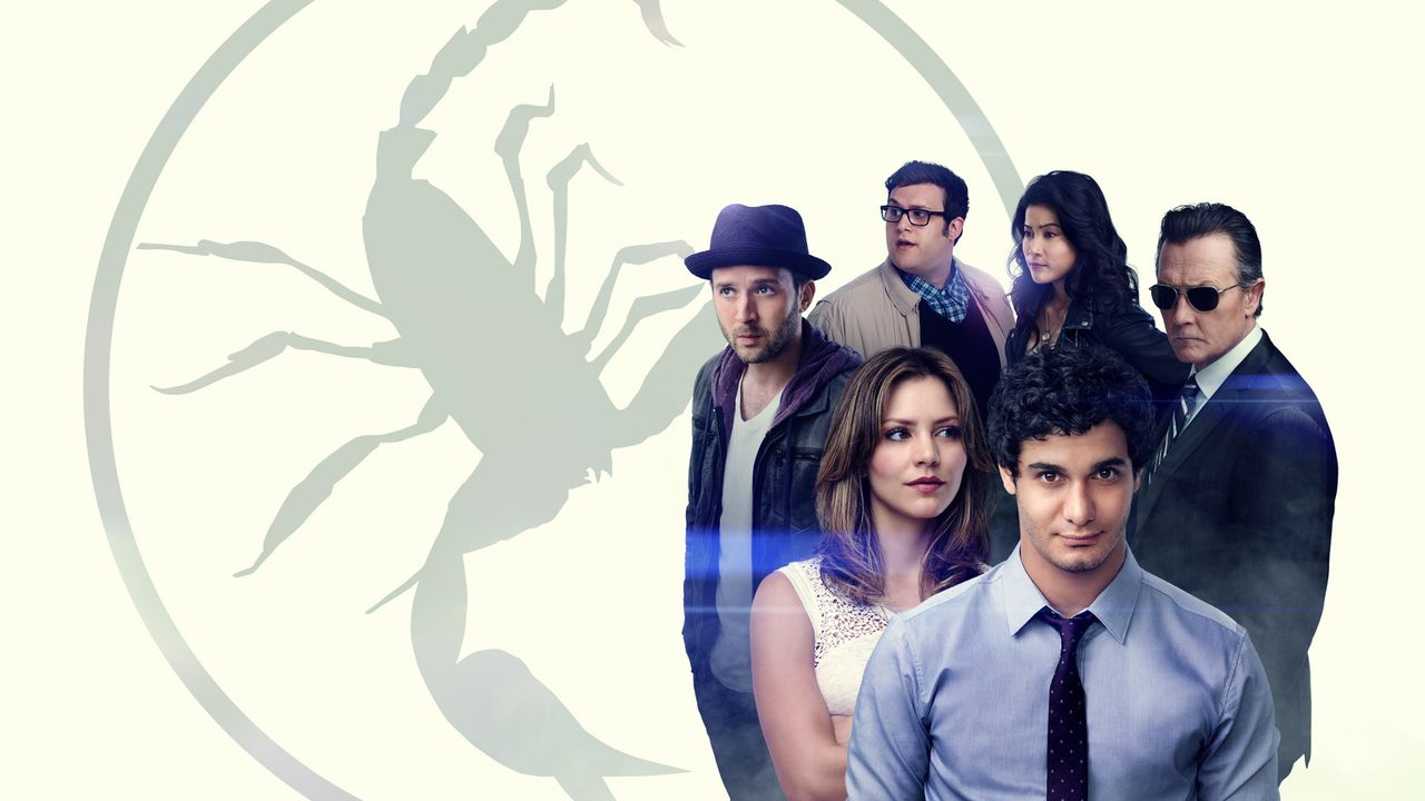 (4. Staffel) - Scorpion - Artwork - Bildquelle: 2017 CBS Broadcasting, Inc. All Rights Reserved.