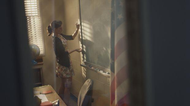 August 1993. Die 29-jährige Grundschullehrerin Rachel Rachlin freut sich dara...