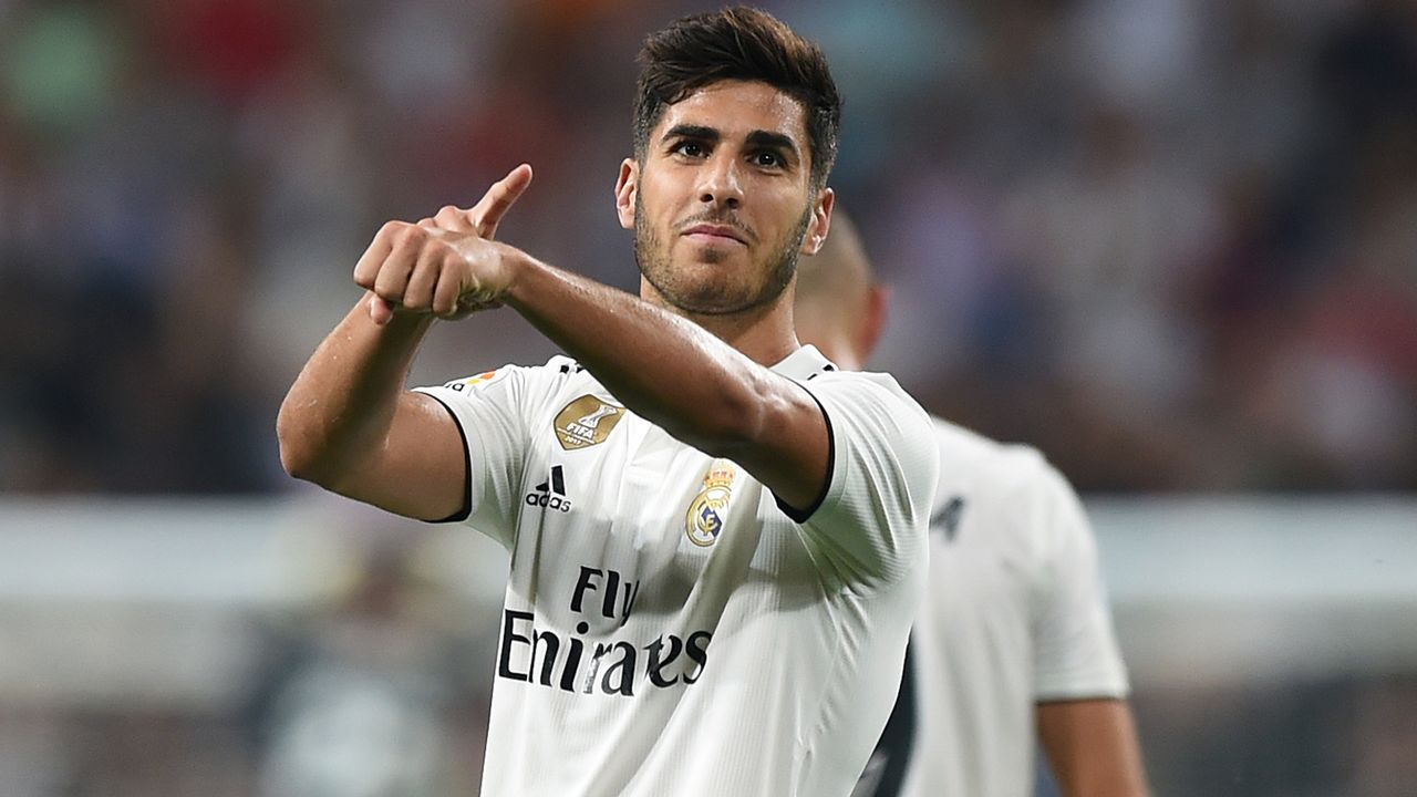 Marco Asensio - Bildquelle: 2018 Getty Images