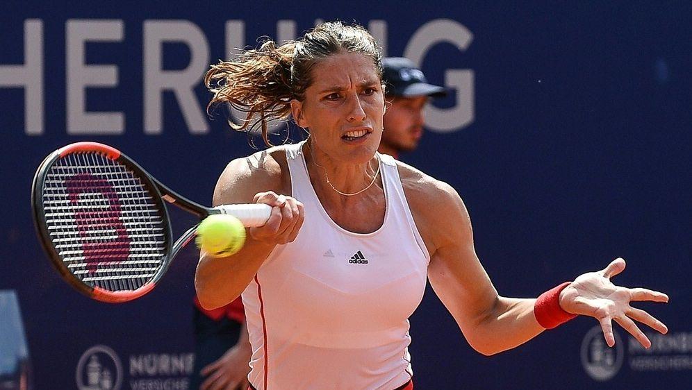 Linz: Andrea Petkovic scheidet im Halbfinale aus - Bildquelle: PIXATHLONPIXATHLONSID