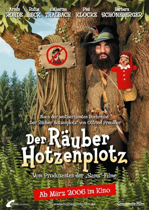 """""""Der Räuber Hotzenplotz"""" - Plakatmotiv - Bildquelle: Constantin Film Produktion GmbH"""