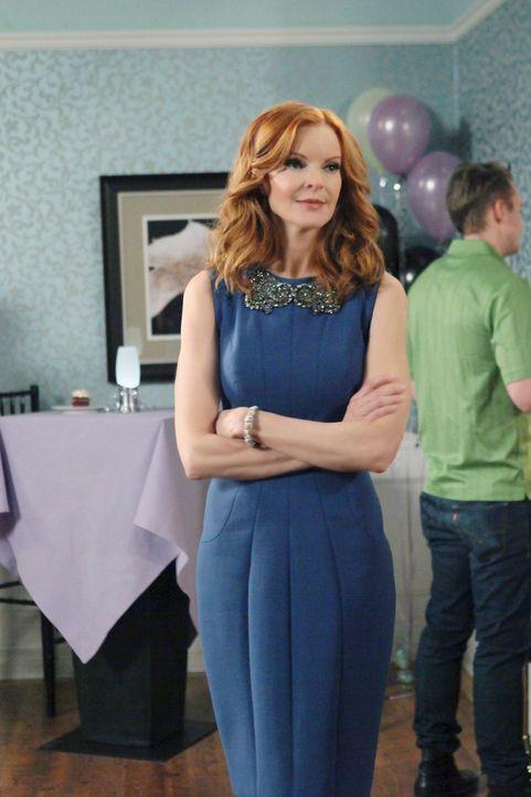 Kann nicht glauben, dass ihr Sohn Andrew erneut heiraten möchte: Bree (Marcia Cross) ... - Bildquelle: ABC Studios