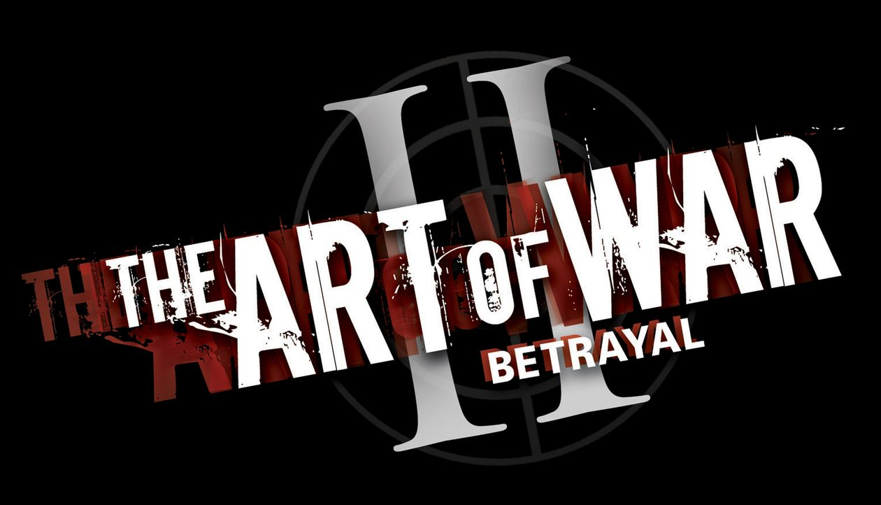ART OF WAR II, THE - BETRAYAL - Logo - Bildquelle: 2008 Operation Eagle Productions Inc. All Rights Reserved.