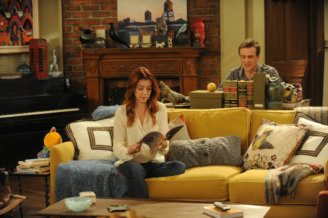 How I Met Your Mother - Staffel 9 - Folge 14 - Klapsgiving 311 - Bildquelle: 2013 Twentieth Century Fox Film Corporation. All rights reserved.