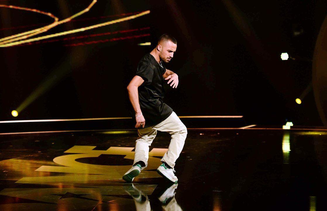 Got-To-Dance-Majid-04-SAT1-ProSieben-Willi-Weber - Bildquelle: SAT.1/ProSieben/Willi Weber