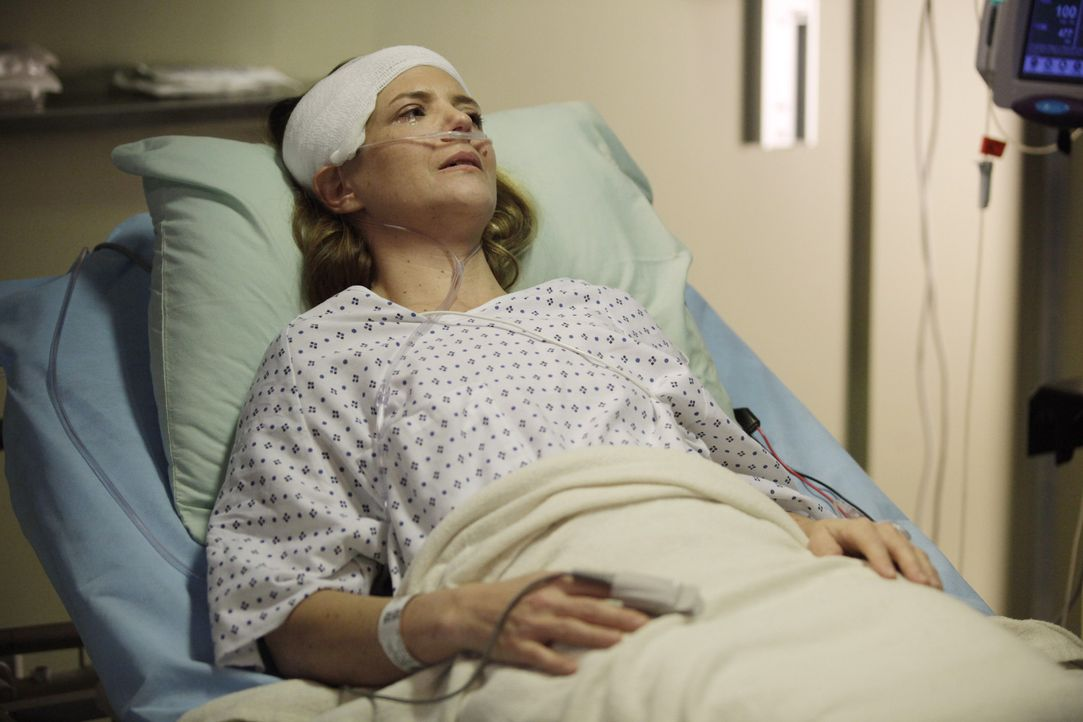 Hat die Operation erfolgreich überstanden: Erica (A.J. Langer) ... - Bildquelle: ABC Studios