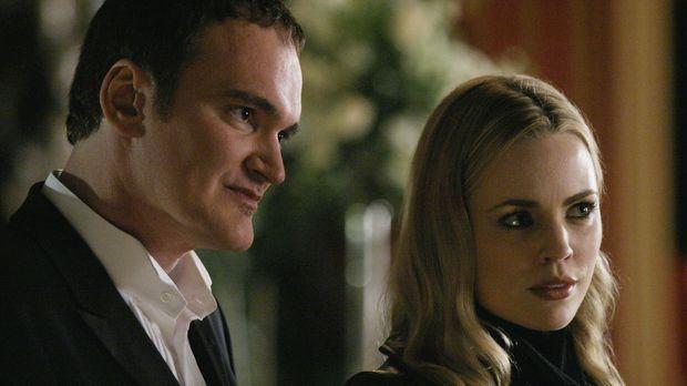 Lauren Reed (Melissa George, r.) hat McKenas Cole (Quentin Tarantino, l.) ber...