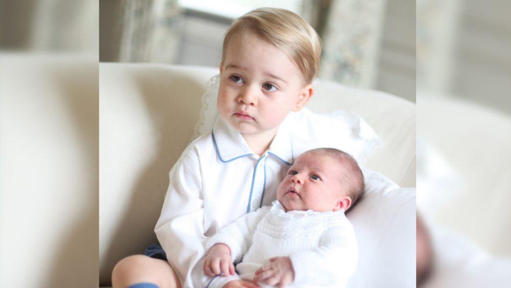 73e640f5088 Kate Middleton spart bei Prinzessin Charlotte  Im Second-Hand-Kleid ...