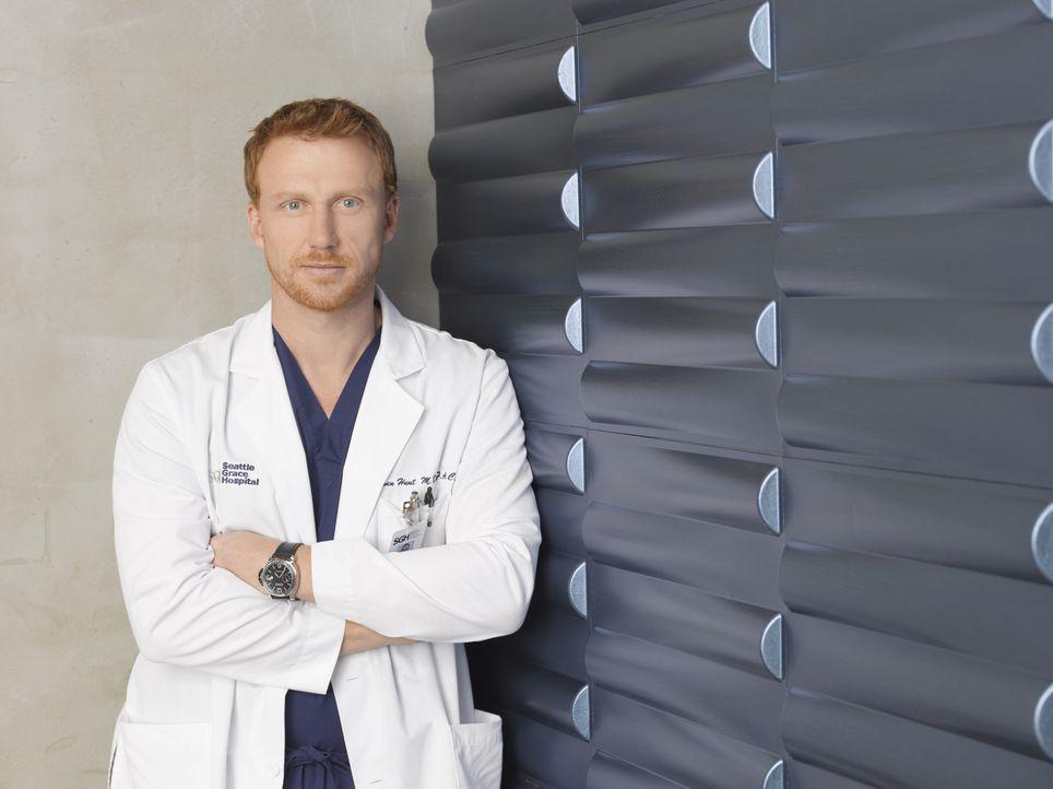 (6. Staffel) - Der berufliche, wie auch der private Stress nimmt nicht ab: Dr. Owen Hunt (Kevin McKidd) ... - Bildquelle: Touchstone Television