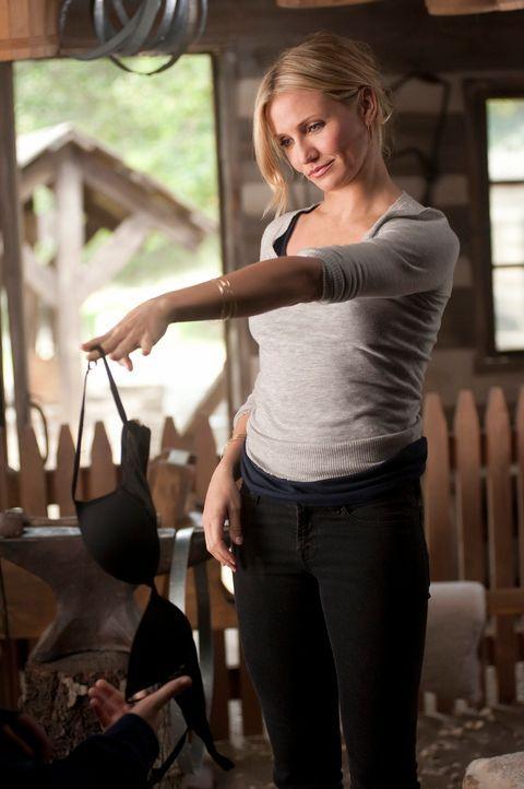 Elizabeth Halsey (Cameron Diaz) ist am Ende ihrer Kräfte angelangt. Das liegt aber weniger an ihrem Job als Lehrerin, sondern mehr an ihrem Drogenko... - Bildquelle: 2011 Columbia Pictures Industries, Inc. All Rights Reserved.
