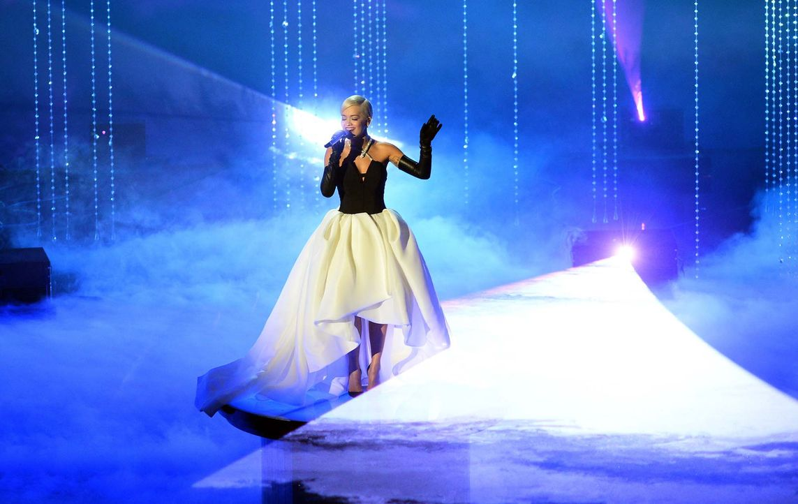 Oscar-150222-Show-getty-AFP (8) - Bildquelle: AFP PHOTO / Robyn BECK