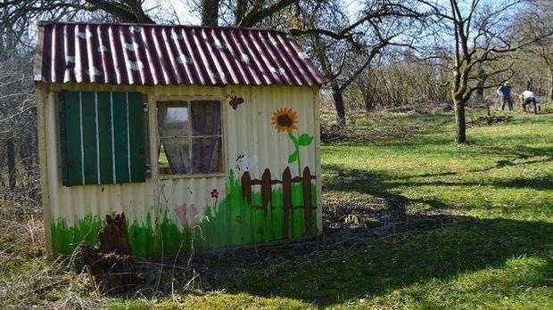 Gartengerätehaus Pixabay