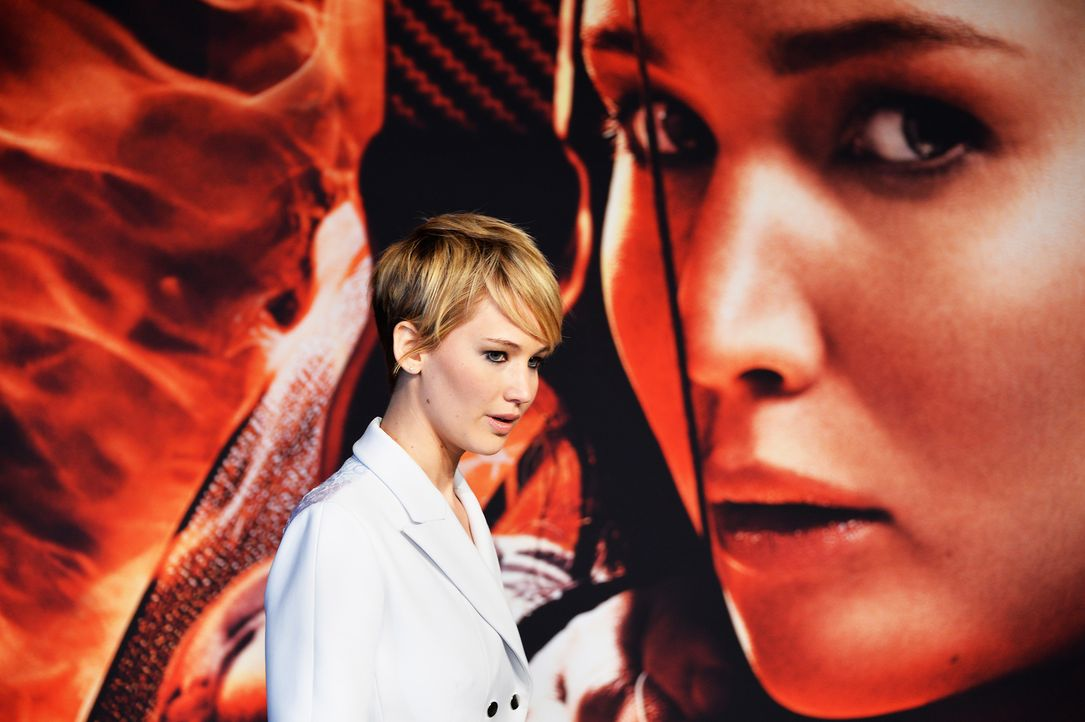 Hunger-Games-Catching-Fire-Deutschland-Premiere-24-AFP - Bildquelle: AFP