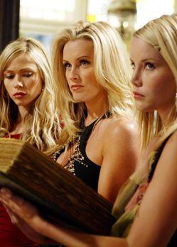 Charmed - Zauberhafte Hexen - Die Stillman-Hexen, Margo (Melody Perkins, r.),...