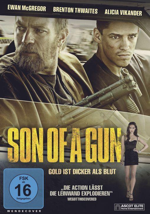 SON OF A GUN - Plakat - Bildquelle: 2014 ASCOT ELITE Home Entertainment GmbH. Alle Rechte vorbehalten