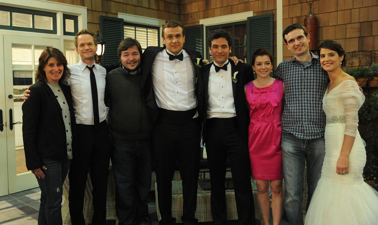 HIMYM- Behind the scenes- Last Forever Part1 (4) - Bildquelle:  CBS Broadcasting, Inc. All rights reserved