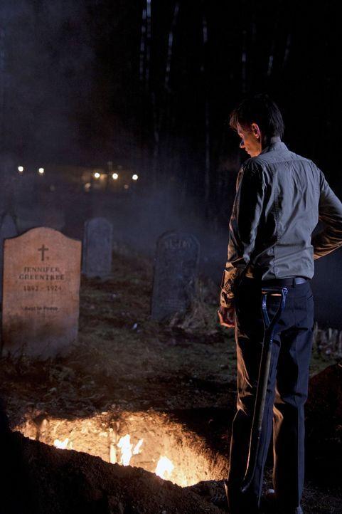 Dean ist überrascht als Garth (DJ Qualls) anruft und die Brüder um ihre Hilfe bei einem Fall bittet ... - Bildquelle: Warner Bros. Television