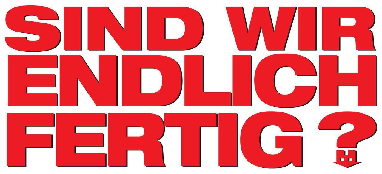 Sind wir endlich fertig? - Logo - Bildquelle: 2007 Revolution Studios Distribution Company, LLC. All Rights Reserved.