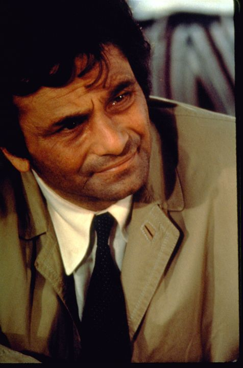 Columbo (Peter Falk) - Bildquelle: 1972 Universal City Studios LLLP. All Rights Reserved.