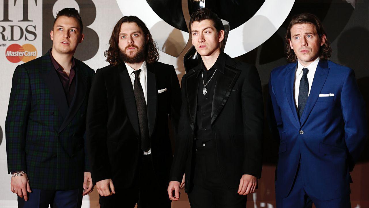 Arctic-Monkeys-BRIT-Awards-14-02-19-AFP - Bildquelle: AFP