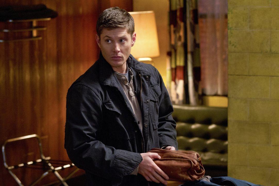 Sam und Dean (Jensen Ackles) exorzierten vor vier Jahren einen Dämon, der systematisch die Frauen in einer Kleinstadt in Idaho tötete. Es scheint,... - Bildquelle: Warner Bros. Television