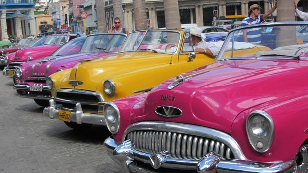 Traumziel Kuba