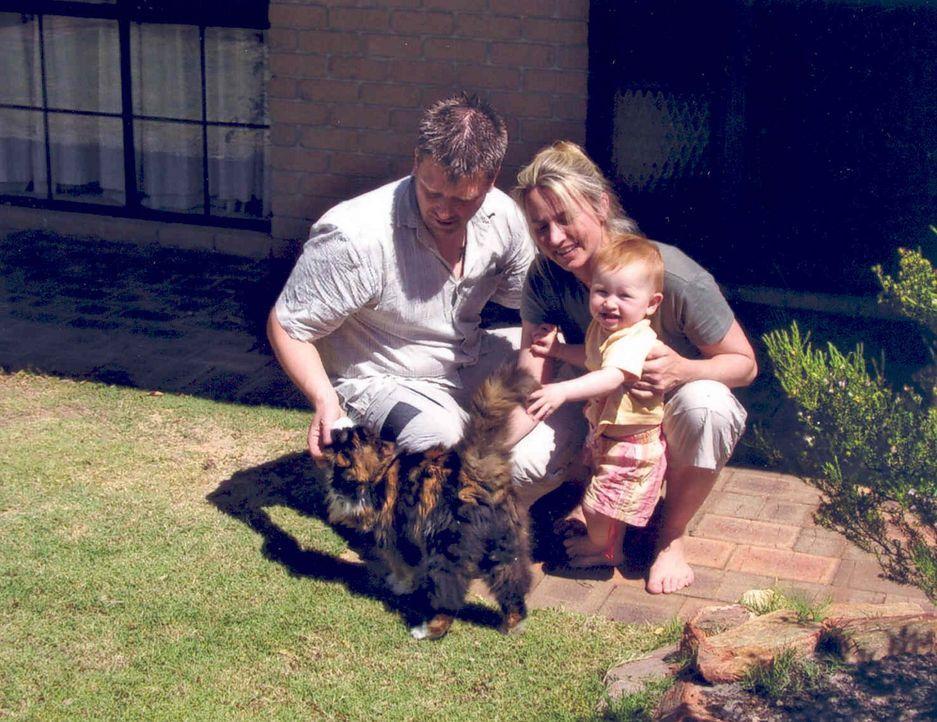 Oliver (35) und Silke (33) Zander wünschen sich ein neues Leben mit Töchterchen Vivian (2) am anderen Ende der Welt - in Australien! - Bildquelle: kabel eins
