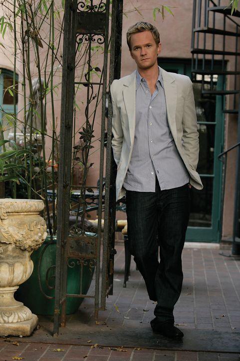 (3. Staffel) - Denkt, alles über Frauen zu wissen: Barney (Neil Patrick Harris), ein Freund von Ted ... - Bildquelle: 20th Century Fox International Television