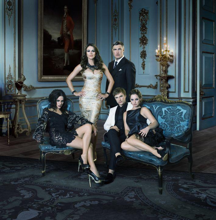 The Royals - Die Bilder zur neuen ProSieben Serie26 - Bildquelle: 2014 E! Entertainment Media LLC/Lions Gate Television Inc.