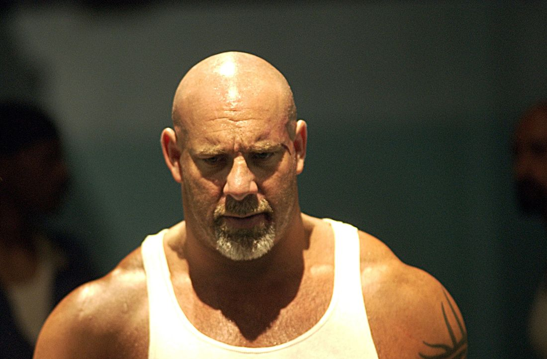 Wenn es um das Wohl seiner Tochter geht, versteht Burk (Bill Goldberg) keinen Spaß. Das wird auch Bandenchef Cortez bald zu spüren bekommen ... - Bildquelle: 2007 Sony Pictures Home Entertainment Inc. All Rights Reserved.