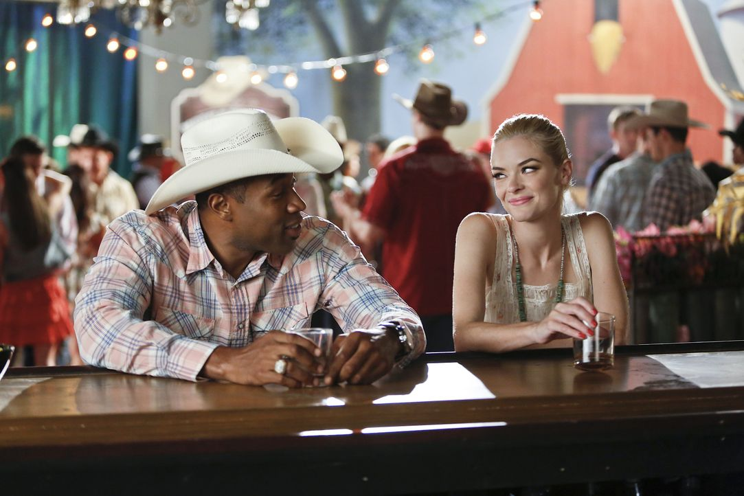 Hart of Dixie: Lamon und Levon verstehen sich super - Bildquelle: Warner Bros. Entertainment Inc.