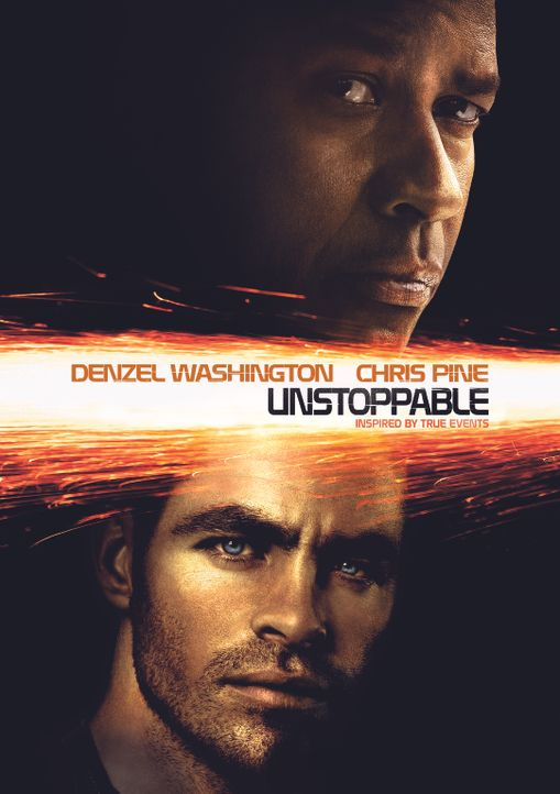 UNSTOPPABLE - AUSSER KONTROLLE - Artwork - Bildquelle: TM and   2010 Twentieh Century Fox Film Corporation. All right reserved. Not for sale or duplication.