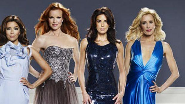 """Kult-Serien wie """"Desperate Housewives"""" können Sie seit dem 1. Dezem..."""