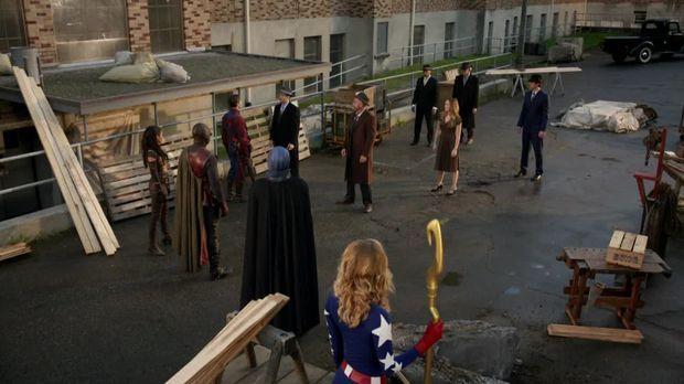Legends Of Tomorrow - Legends Of Tomorrow - Staffel 2 Episode 2: Geheimwaffe