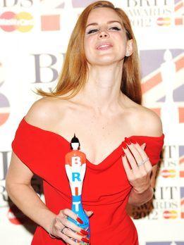 The BRIT Awards 2012 - press room - Bildquelle: dpa