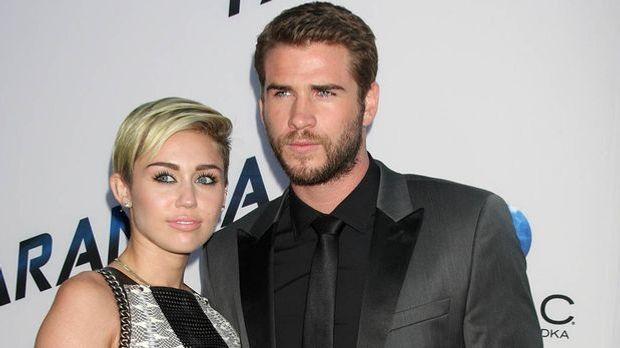Miley Cyrus und Liam Hemsworth: Familie äußert sich zu Hochzeitsgerücht