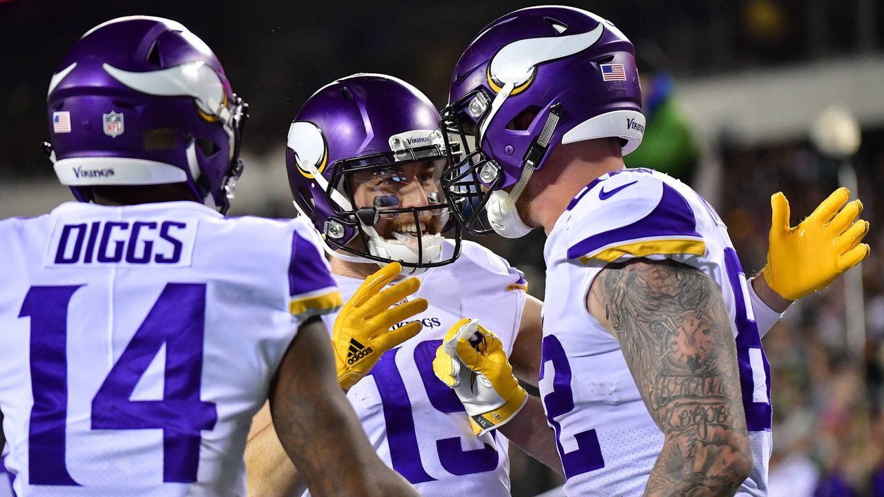 Minnesota Vikings (7 Spieler) - Bildquelle: imago/UPI Photo